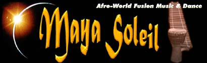 Maya Soleil - Tribal Groove and Funky World Dance Music